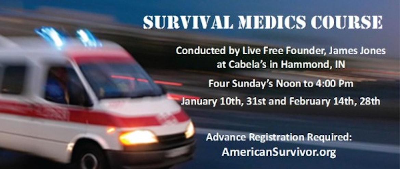 Survival Medics Course 2016
